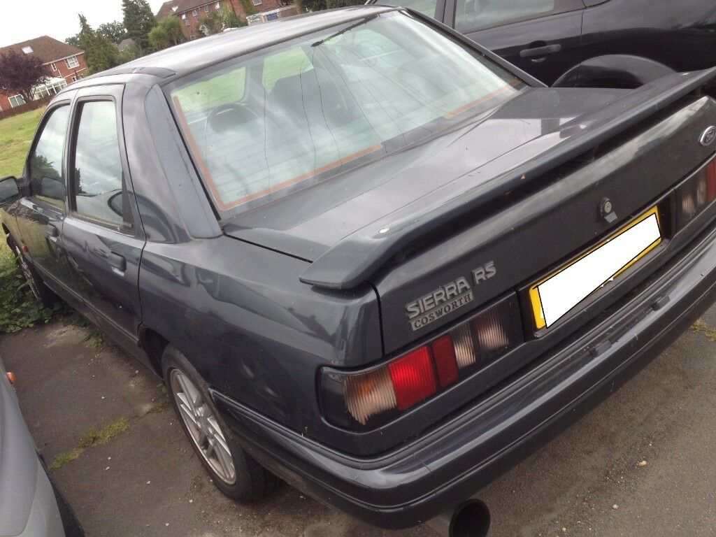 Ford Sierra Mk2 4x4 Sapphire Cosworth Parts For Sale Exterior Body