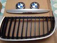 BMW Grilles 3 series 05-08 E90/91
