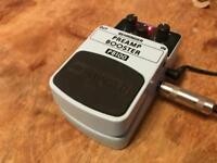 Behringer PB100 Preamp Booster pedal