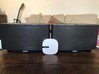 Sonos ZonePlayer S5 Pair with Boost.
