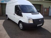 TRANSIT 300 LONG WHEELBASE HIGH ROOF 2.2 100PS 1 OWNER FSH