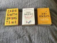 3 books for sale