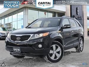 2012 Kia Sorento EX AWD **Heated Seats-Bluetooth-Rearview Cam**