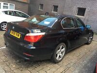 A good as new BMW 520d model 2008 is up for sale at an affordable and yet negotiable price.