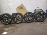 Bmw 19in 442m sport wheels