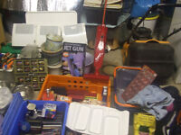 lots of house hold items and electrical items for carboot sale