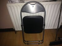 small folding seat / chair for indoors & outdoors