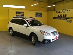 2013 Subaru Outback 3.6R Limited Package ~ NAVIGATION ~ LEATHER
