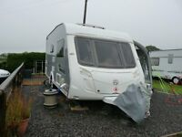 Swift Conqueror 2 Berth Touring Caravan
