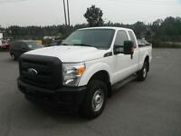 2011 Ford F-250 Sd SuperCab Short Box 4WD