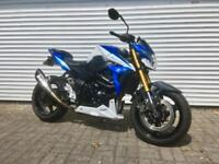 Suzuki GSR750 2015 20k Miles Streetfighter GSR Not Bandit GSXR 750 MT09 Speed Triple