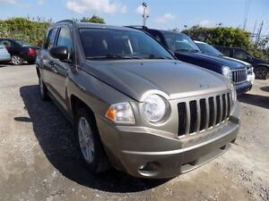 2008 Jeep Compass Sport 4WD PROMOTIONAL OFFER !