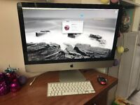 "Apple iMac A1312  27"" Desktop - MC511B/A (July, 2010) 2.8ghz, 4GB ram, 1TB HDD"