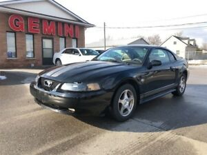 2004 Ford Mustang 40th Anniversary Leather Auto