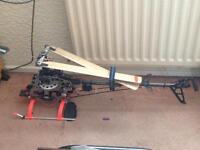 Rc helicopter Trex 600e