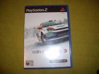 Playstation 2 Colin McRae Rally 3