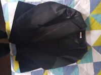 Black womans coat jacket wool suze 22 simply be