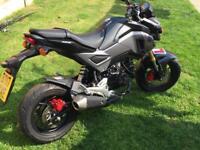 Honda 125 msx
