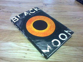 "Thriller: ""Black Moon"" by Kenneth Calhoun, hardcover – read once, unmarked"