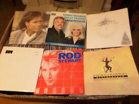"Job lot of 110 7"" Vintage/ Retro vinyl records - Variety Of Genres And Artists"