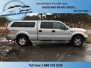 2013 Ford F-150 XLT !4X4! CREW CAB! BACK UP CAM!