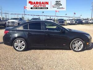 2012 Chevrolet Cruze RS,Turbo,Automatic