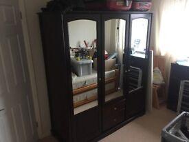 Marks & spencers bedroom furniture (complete set)