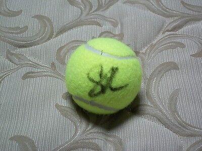 Svetlana Kuznetsova Autographed Penn Tennis Ball W Coa