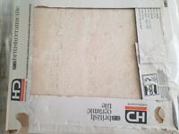 Box of 9 (1 square metre) British Ceramic Floor Tiles from BathStore