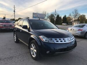2005 Nissan Murano SE - LEATHER & SUNROOF AWD