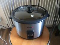 1.8L slow cooker in great condition