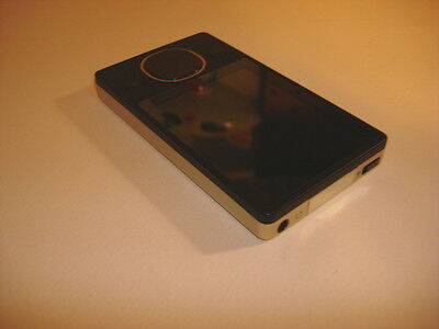 MICROSOFT ZUNE BLACK 80GB...NEW BATTERY... - $139.99