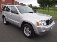 Jeep Grand Cherokee 3.0 CRD V6 Limited Station Wagon 4x4 5dr SOLD AS SPARE OR REPAIR NO MOT