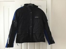 Good condition motorcycle clothing for sale
