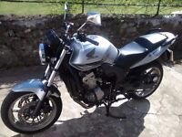 Honda CB600N Mint condition due to genuine very low miles