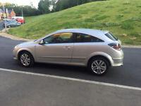 2009 Vauxhall Astra SXI 3-Door Hatchback 91,000 miles. long mot.