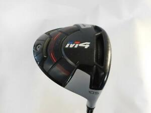 Pre-Owned TaylorMade M4 Driver 10.5° Graphite Regular Mens Right