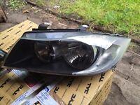 BMW e90 halogen headlightes