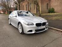 BMW 5 Series 520D M-Sport SEMI-AUTO 184BHP....SALOON, 2013 (13 PLATE)