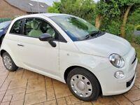 Fiat 500 Pop 1.2, just 35,000 miles, superb condition, mot to april 2019