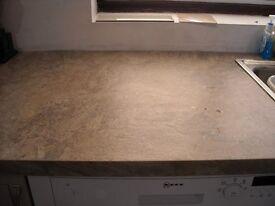 New Kitchen Worktop - MUST GO TODAY