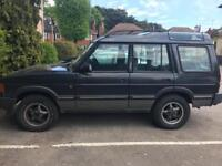 Landrover discovery 2.5