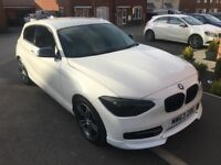 BMW 116D f21 Automatic