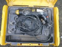 Atlas Copco SDS Drill and Carry Case