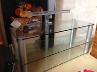 Large TV Table Stand Free to Uplift