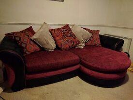 4 seater sofa DFS
