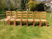 Chairs - mango wood