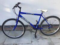 Hawk Trakatak bike 26 in wheels 19 in frame 18 gears Eastwood Nottinghamshire