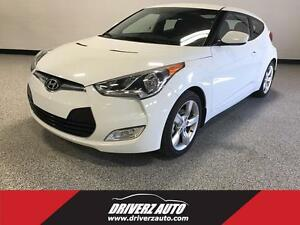 2013 Hyundai Veloster 6 SPEED MANUAL, KEYLESS ACCESS, RE...
