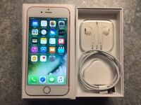 Iphone 6s Rose Gold 16GB / Only 1 year old